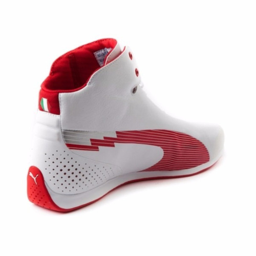 puma evospeed f1 mid ferrari motorsport shoes