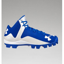 Cleats Beisbol Spikes Under Armour Leadoff Mid Rm Zapatos