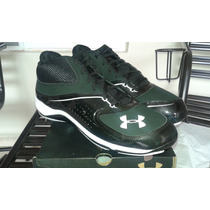 Tachones Bota Beisbol Spike Metal Under Armour Remate!