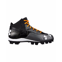 Cleats Beisbol Spikes Under Armour Ingnite Mid Rm Cc Tenis