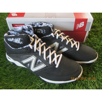 Spike New Balance Mid Metal M4040v2 / Negro 7.5 Mx - 9.5 Us