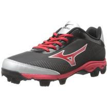 Zapato P/ Beisbol Mizuno. Tachón De Plástico. Varios Colores