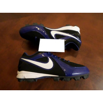 Tachones Spikes Nike Baseball Talla 4 Mex