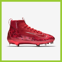 Spikes Nike Huarache Metal 26.5 Rojo Edicion Especial