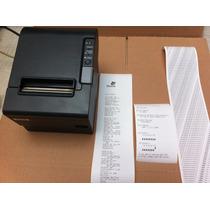 Impresora De Tickets Epson Tm-t88iv Usb Seminueva Oferta!!!!