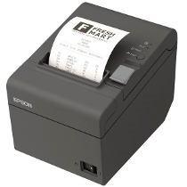 Epson Mini Printer Tm-t20 Termica Usb Autocortador A 12 Mese