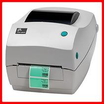 Impresora Zebra Codigo De Barras Etiquetas Gc420 ( Tlp2844 )
