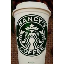 Starbucks Vaso Plástico Original Personalizado