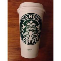 10-pack Starbucks Vaso Personalizado Plástico Original