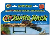 Tb Acuario Decoración Zoo Med Turtle Dock For 10 Gallon