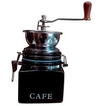 Molino De Café Manual Cerámica Negro *