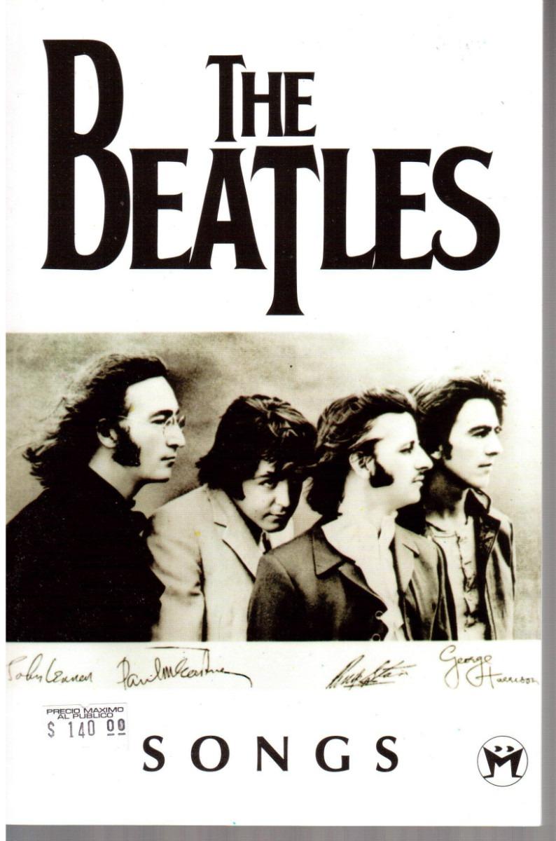 letras y acordes the beatles: