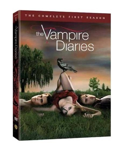 The Vampire Diaries, Primera Temporada 1a, Serie De Tv Dvd