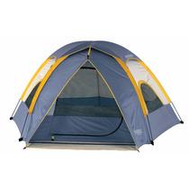 Tienda Casa De Campaña Wenzel 3 Personas Acampar Camping