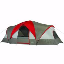 Tienda Casa Campaña Wenzel 10 Personas Acampar Camping