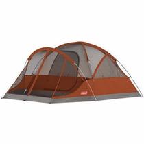 Casa De Campaña Coleman 4-person Evanston Tent With Screene