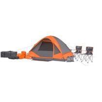 Casa De Campaña Con 22 Accesorios Ozark Trail Camping