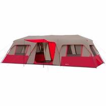 Casa De Campaña Ozark Trail 15 Person 3 Room Split Plan Inst