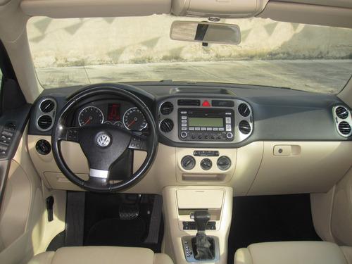Tiguan 2009 Piel Turbo