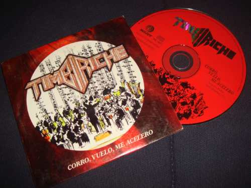 Timbiriche Cd Single Corro Vuelo Me Acelero Thalia