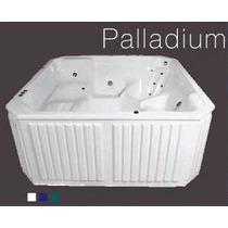 Tina De Hidromasaje Palladium Izuzzu Para 5 Pers. Vrn