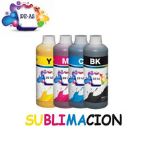 Tinta De Sublimacion Epson Y Plotter