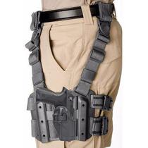 Funda Y Plataforma Piernera Blackhawk Para Beretta Px4 Storm