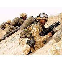 Chamarra Tactica Inglesa Camuflaje Desierto