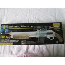 Escopeta Para Balines De Plástico Incluye Accesorios