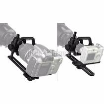 Soporte Camara Video Celular Mira Telescopica Microscopio