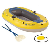 Sevylor 2000003395 Caravelle 2 Persona Inflable Pvc Barco Co