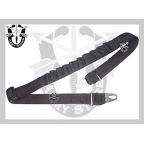 Porta Fusil Universal Con Doble Perico Y Portacartuchera