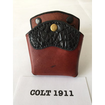 Porta Cargador Para Pistola Colt 1911 Y Clones