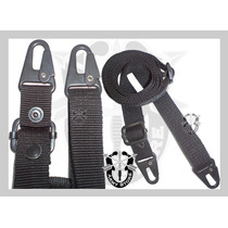 Resistente Porta Fusil Doble Perico Repelente, Armystore Pue