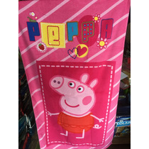 Toalla Pepa Pig 100% Algodón