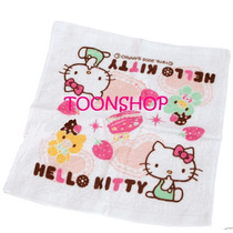 Hello Kitty Linda Y Unica Toalla Facial Sanrio 100%