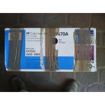 Cartucho De Tóner Hp Q6470a, Q6471a,q6472a, Originales