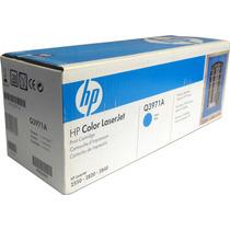 Toner 123a Hp Q3971a Original Cian Laserjet 2550 2820 2840
