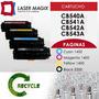 Cartuchos De Toner Hp Cb540 / Cb541/ Cb542 / Cb543 Mn4