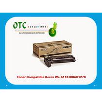Toner Compatible Xerox Wc 4118 006r01278