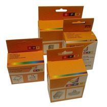Cartucho Tinta Compatible Epson Nuevo. Serie 73 Ma