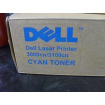 Toner Dell 3 Cyan Y 2 Mangenta Para Impresora Dell 3000cn