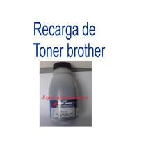 Recarga Toner Brother Tn-330, Tn-350, Tn-360 Fdp