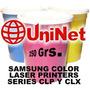 1/4 Kilo Toner Premium Samsung Color Para Series Clp Y Clx