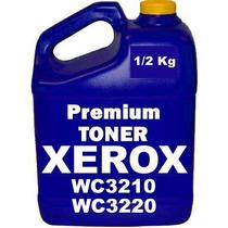1/2 Kg Toner Xerox Workcentre Wc 3210 Wc 3220 Y Reset Gratis