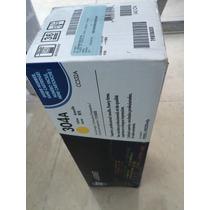 Toner Hp 304a Amarillo Cc532 Nuevo Original Super Precio