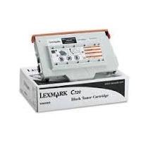 Cartucho De Toner Lexmark Negro C720 15w0903