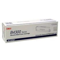 Toner Okidata Negro 42102901, P/b4300/4300n/4350/4350n. 7k