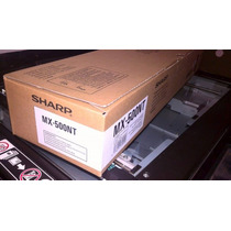Cartucho Original Mx500nt Sharp Mx503 283 363 453 Chip