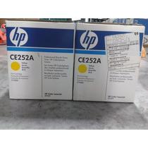 Cartucho Original Hp Ce252a Para Impresoras Cp3525, Cm3530